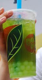 Kein Bubble-Tea für Kleinkinder